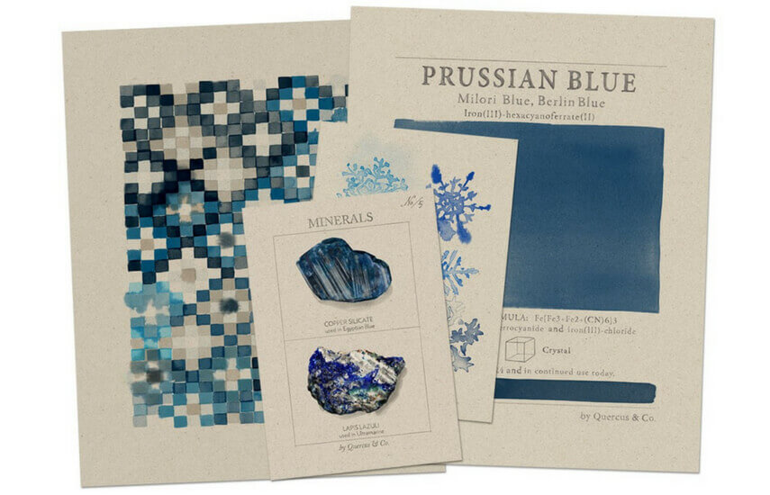 Secret Life of Prussian Blue